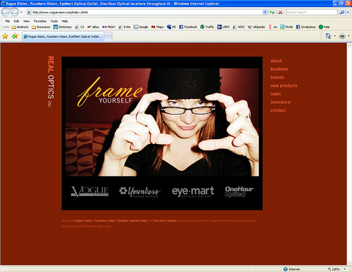 modelling website