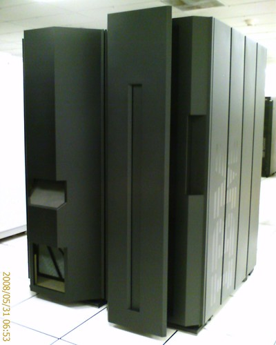 New IBM Z10 Mainframe