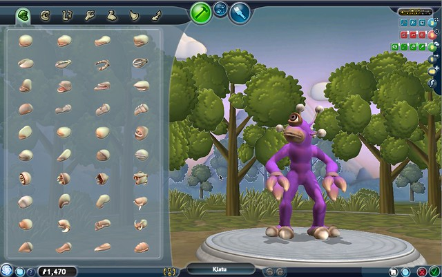 Consider, that spore creature creator join. agree