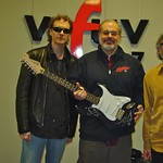 BoDeans at WFUV with Darren DeVivo