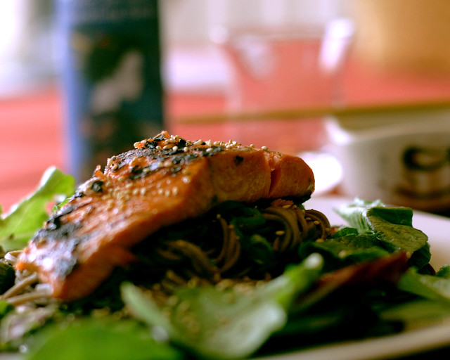 Grilled Wild Alaskan Salmon Recipes — Dishmaps