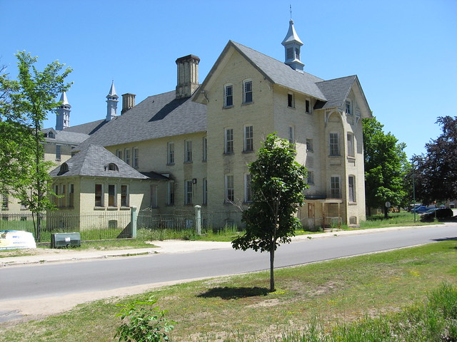 Traverse City State Hospital Flickr Photo Sharing