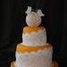 My Buterfly Bliss wedding cake