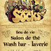 Flyer / affiche vintage - Le Coffee Socks