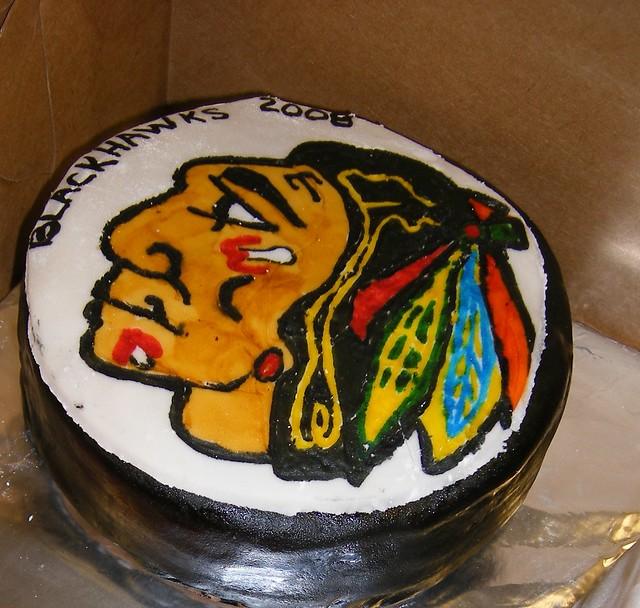 Chicago Blackhawks Hockey Puck Flickr Photo Sharing