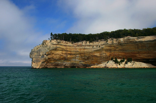 Indian Head | Pictured Rocks