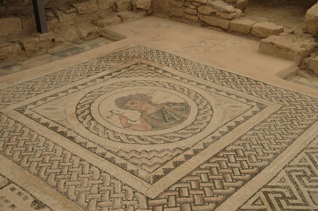 Kourion Mosaic 1