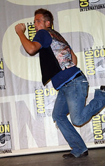 Twilight: New Comic Con Photos of Cam Gigandet (James)