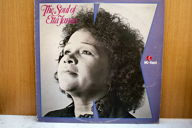 The soul of Etta James