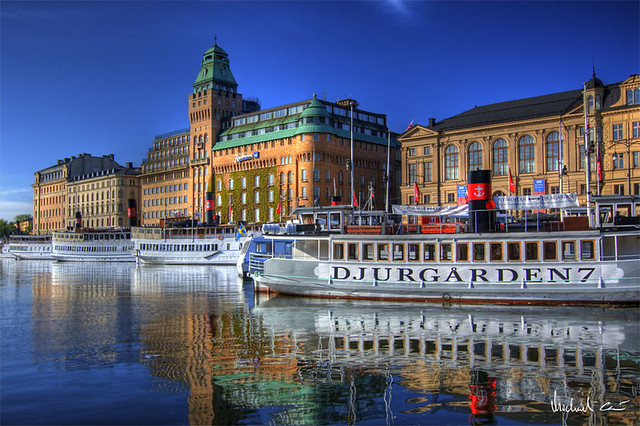 Stockholm Old Town by CC user mcaven on Flickr