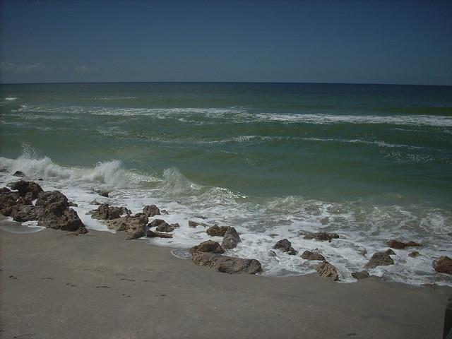 Nude in caspersen beach florida