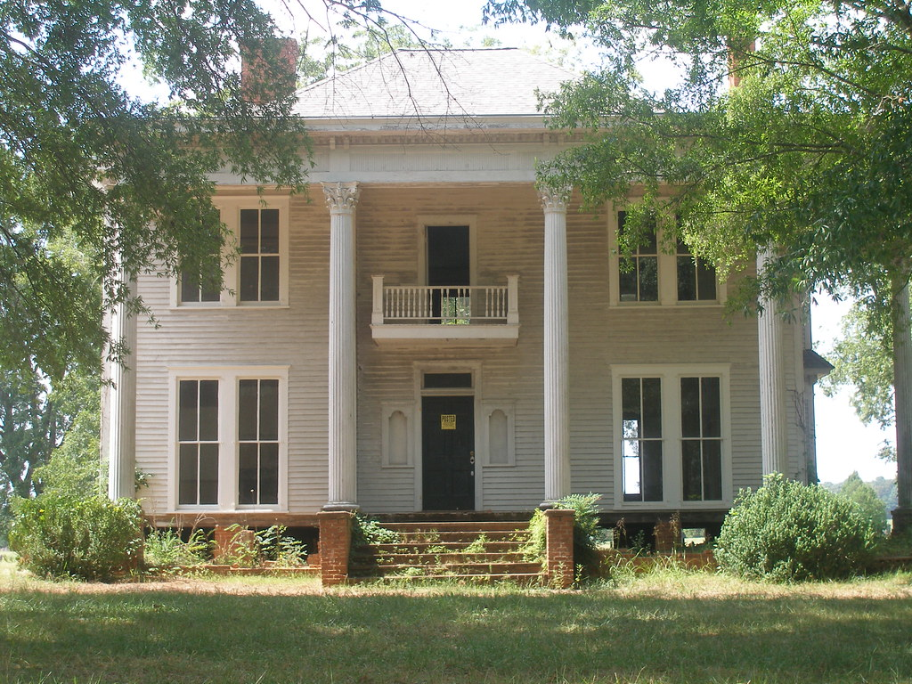Abandoned Plantation Home