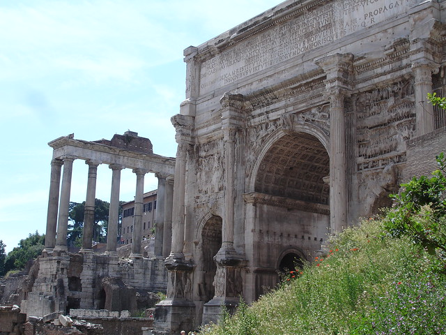 Ancient Roman Architecture Flickr Photo Sharing