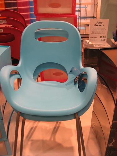 Oh! Chair (Karim Rashid)