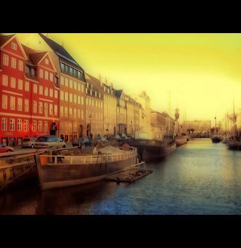 copenhagen denmark nyhavn 1001nights danmark københavn dynamicphotohdr