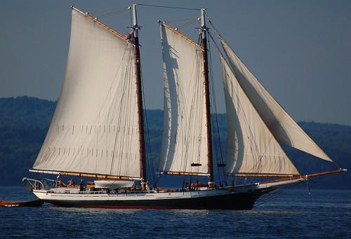 schooner Grace Bailey
