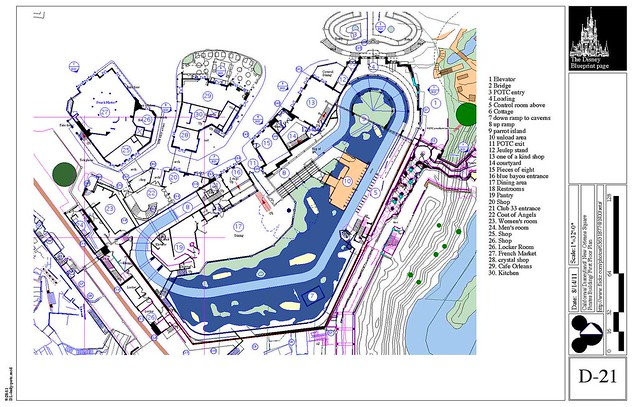 Nos main floor flickr photo sharing for Florida blueprint