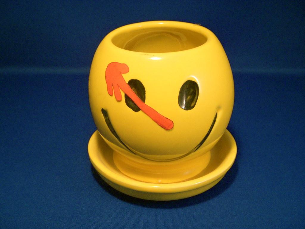 1989 Watchmen Pen Cup