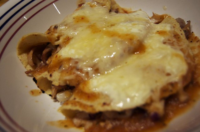 Enchiladas Suizas | Flickr - Photo Sharing!