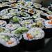we made this vegan sushi