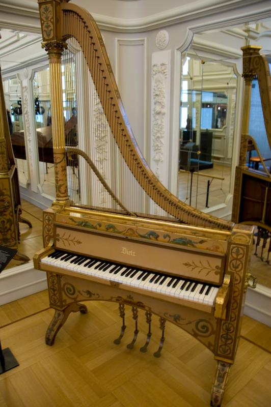 Brussels- Musical Instruments Museum