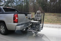 automobile(1.0), automotive exterior(1.0), pickup truck(1.0), wheel(1.0), vehicle(1.0), truck(1.0), chevrolet silverado(1.0), bumper(1.0), land vehicle(1.0),