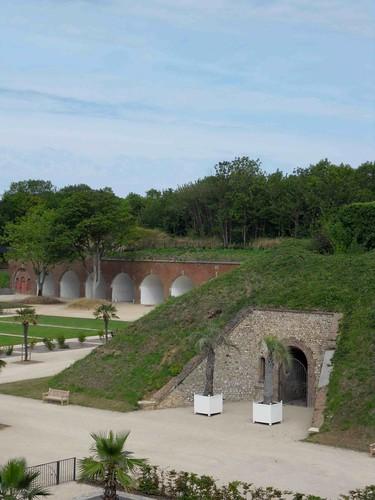 Jardins suspendus du havre fort de sainte adresse for Entretien jardin le havre
