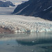 Spitsbergen (Svalbard): flying over the glaciers