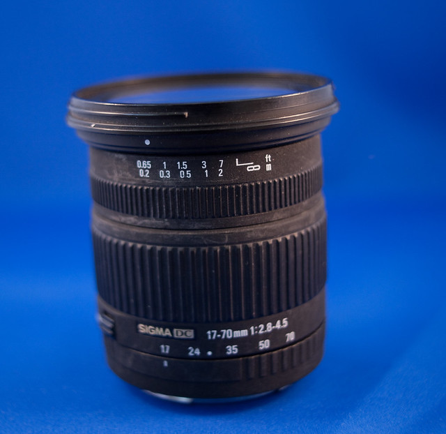 17-70mm sigma F2.8 for Canon cameras $325 SOLD!