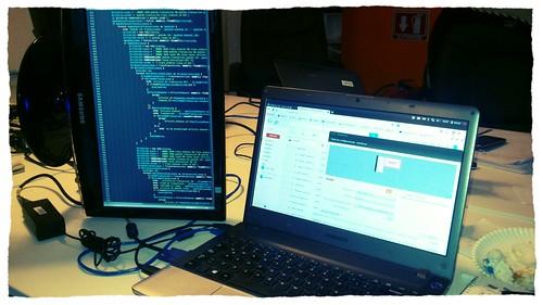 probando nuevas formas de codificar