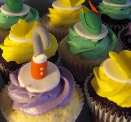 Peter Pan Themed Birthday Cakes