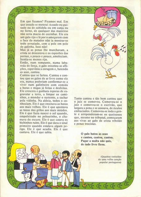 Fungagá da Bicharada, Christmas number, December 1976 - 14