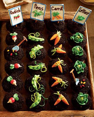 cake - amazing veggie cupcakes