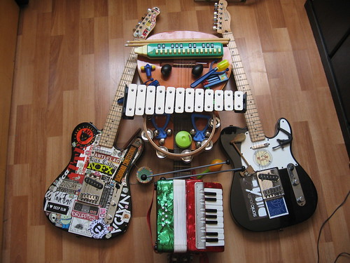 mi música/my music