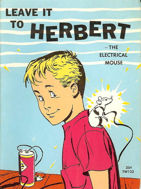 Leave It To Herbert, The Electrical Mouse (1953)