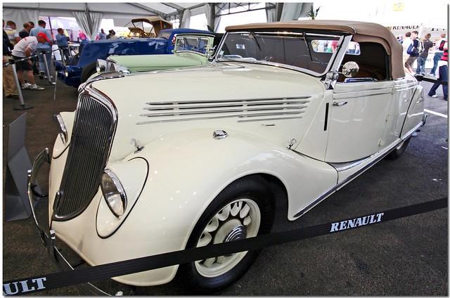 1935 Renault Viva Grand Sport