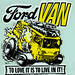 ford van by ARTofCOOP