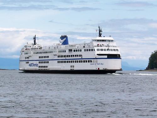 BC Ferry Queen of Oak Bay