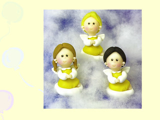 souveniers comunion dulces angelitos