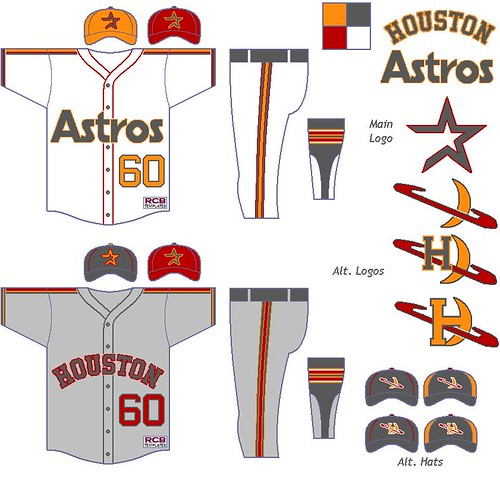 Houston Astros Concept