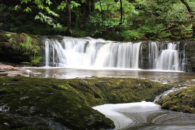 waterfall in Neath 2