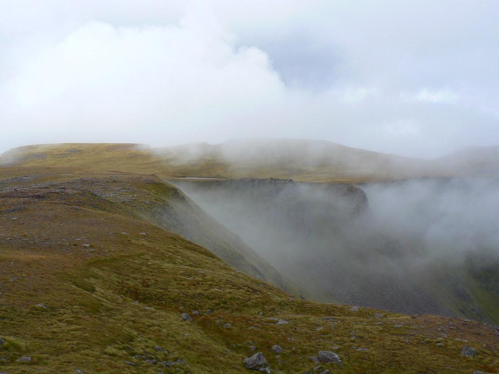Beinn Bhan Summit Plateau