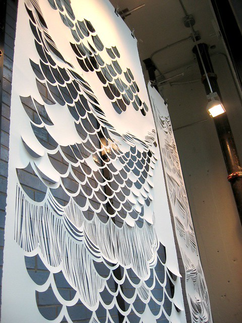 Urban Outfitters - north window, panel 1
