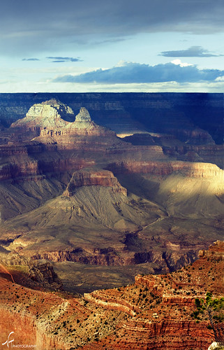 The Grand Canyon and the magic of light