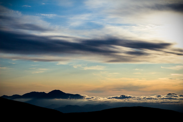 Photo:Sunrise @ 6,020 ft By:Jaako