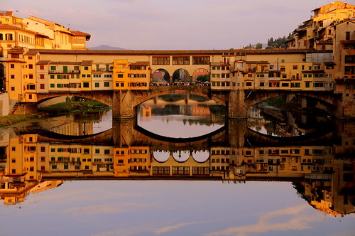 golden bridge florence