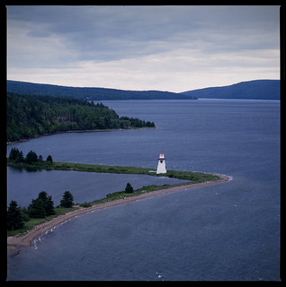 Bras d'or lakes light
