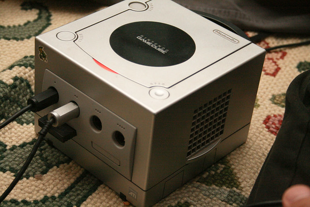 Image of GameCube