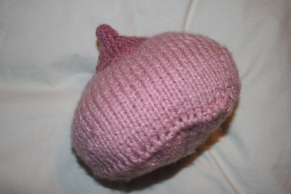 Knitted Boob Pattern : Knitted Breast III Flickr - Photo Sharing!