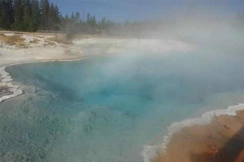 Black Pool (West Thumb) parque nacional yellowstone - 3421146110 c768b0765c - Parque Nacional Yellowstone, cómo visitarlo en dos días